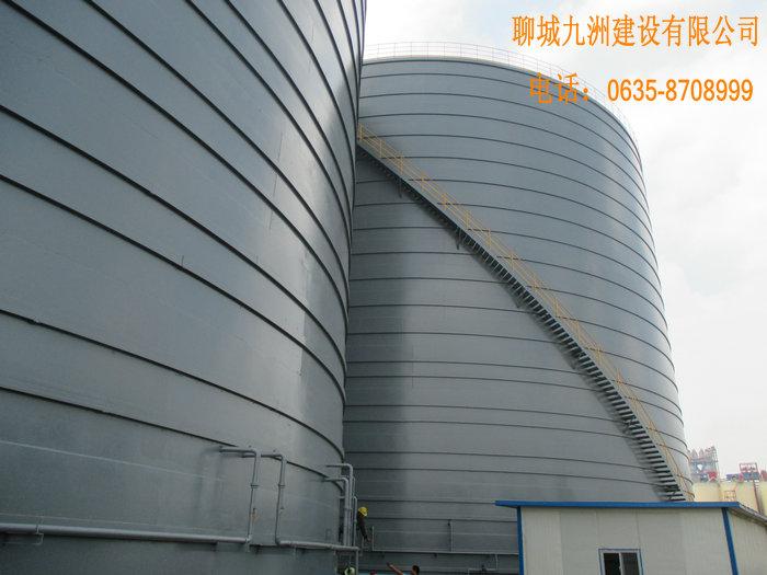 钢板仓防腐工程