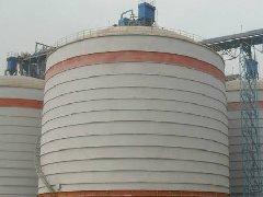 5万吨钢板仓-九洲建设