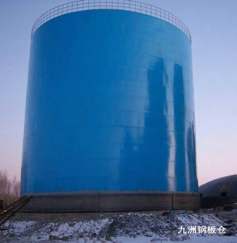 1万立方粉煤灰钢板仓